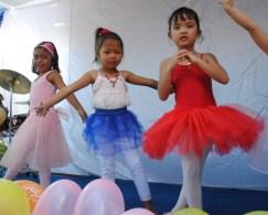 ballet anak